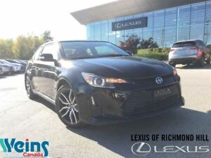 2016 Scion TC SUNROOF/AUTO/ONLY 15 KMS!