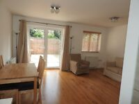 Lovely one double bedroom garden flat to let in Kilburn