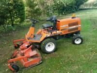 Kubota f2000 4wd ride on mower tractor lawnmower compact tractor
