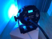 Cameo FLAT PRO 7 (70W LED RGBWA PAR)