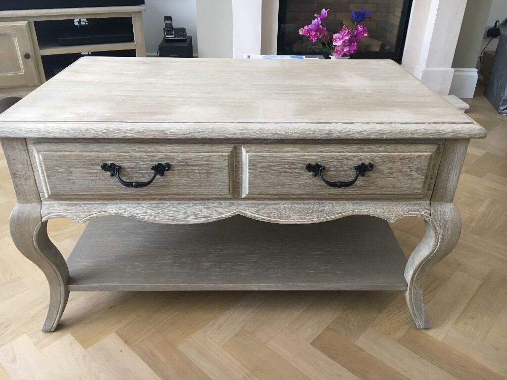 Shabby Chic Coffee Table And Tv Unit Set Dunelm Amelie In Palmers Green London Gumtree