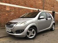 2005 (55) Smart for four by Mercedes 1.5 petrol*1 year MOT*[AC] manual NT astra polo BMW corsa golf