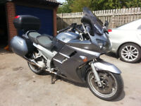Yamaha FJR 1300 2004 ABS Everything you need to go Touring