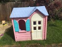 Little Tikes country playhouse