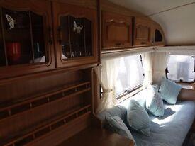 2 berth caravan £1100 ONO