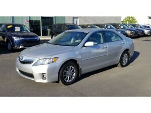 2010 Toyota Camry Hybrid Hybrid GPS+CUIR+CAMERA+TOIT+MAGS+SIEGES