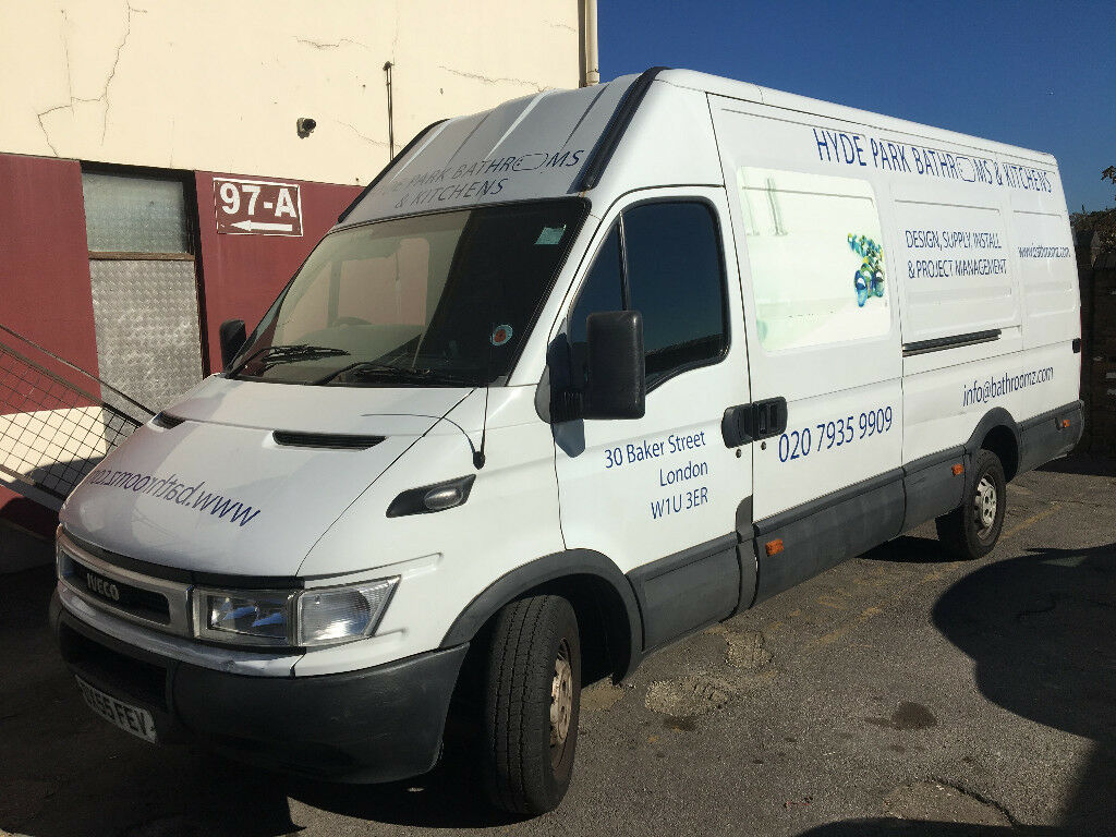 3064be4ac3 IVECO DAILY 35S12 LWB White Manual Diesel 2.3