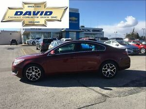2017 Buick Regal Sport Touring FWD, LEATHER HEATED SEATS, REAR C