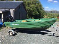 Pioner Maxi boat