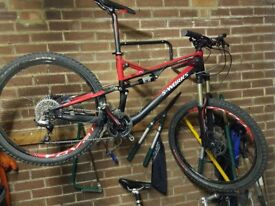 Top of the range Specialized Full Suspension Mountain Bike - in excellent condition