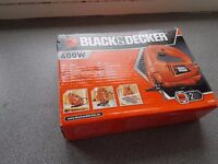 Black and Decker 400W Jigsaw KS500-GB