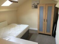 Double room to rent in a shared house