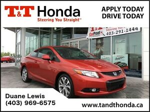 2012 Honda Civic Si * Local Car, One owner, No Accidents *