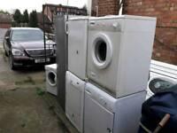 Untested appliances job lot
