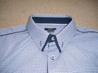 BNWT GENTS FLORENCE AND FRED SHIRTS SIZE LARGE - 2 ITEMS