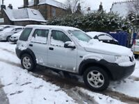 LOVELY FREELANDER TD4 5 DOORS\\ONE YEAR MOT\\SERVICE HISTORY\\DRIVING EXCELLENT