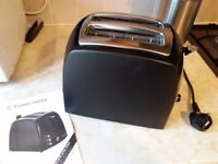 A Russell Hobbs 2 slice toaster