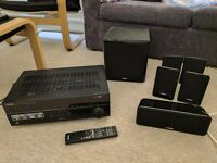 Yamaha YHT-196 Home Cinema 5.1 sound system