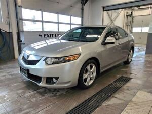 2010 Acura TSX Low KMS, Leather Heated Seats, Sunroof