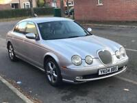 2004 JAGUAR S TYPE V6 2.5 AUTO LOW MILES NOT X TYPE