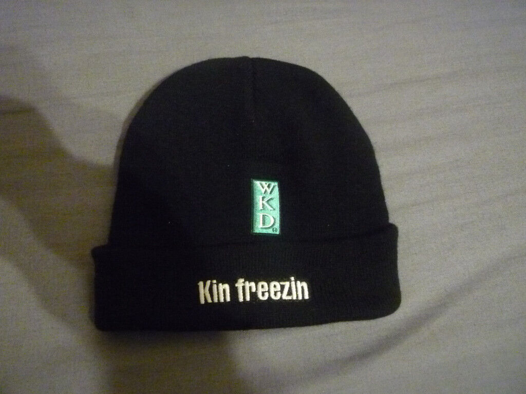 28ec6b524 Official WKD beanie hat - unworn and is made from a nice material. | in  Wickford, Essex | Gumtree