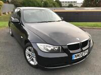 BMW 3 SERIES 320D SE MANUAL 2008 4 DOOR SALOON TOW BAR DOUBLE ELECTRICS