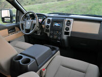 Tahoe, Suburban, Expedition, F150 - Center Console