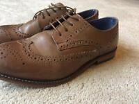 Next brown brogues size 6