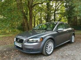 Volvo C30 2.4 i SE Lux Geartronic 2dr