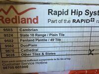 Redland hip system