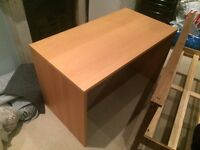 Timber Desk & Office Chair - Great condition