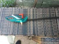 Bosch 18 volt hedge cutter