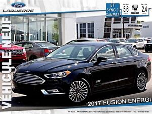 2017 Ford Fusion Energi SE Luxury*108$/Semaine*