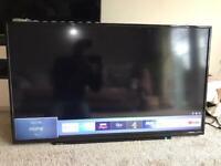 Toshiba led smart tv super slim design 43 inch 4K ultra UHD