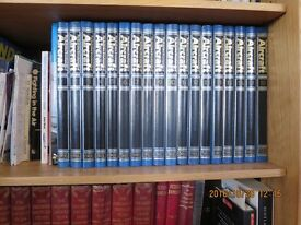 The Illustrated Encyclopedia of Aircraft (18 volumes)