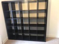 Ikea kallax 5x5 storage unit