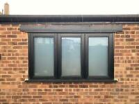 *SOLD* Garage or Shed Wooden Window