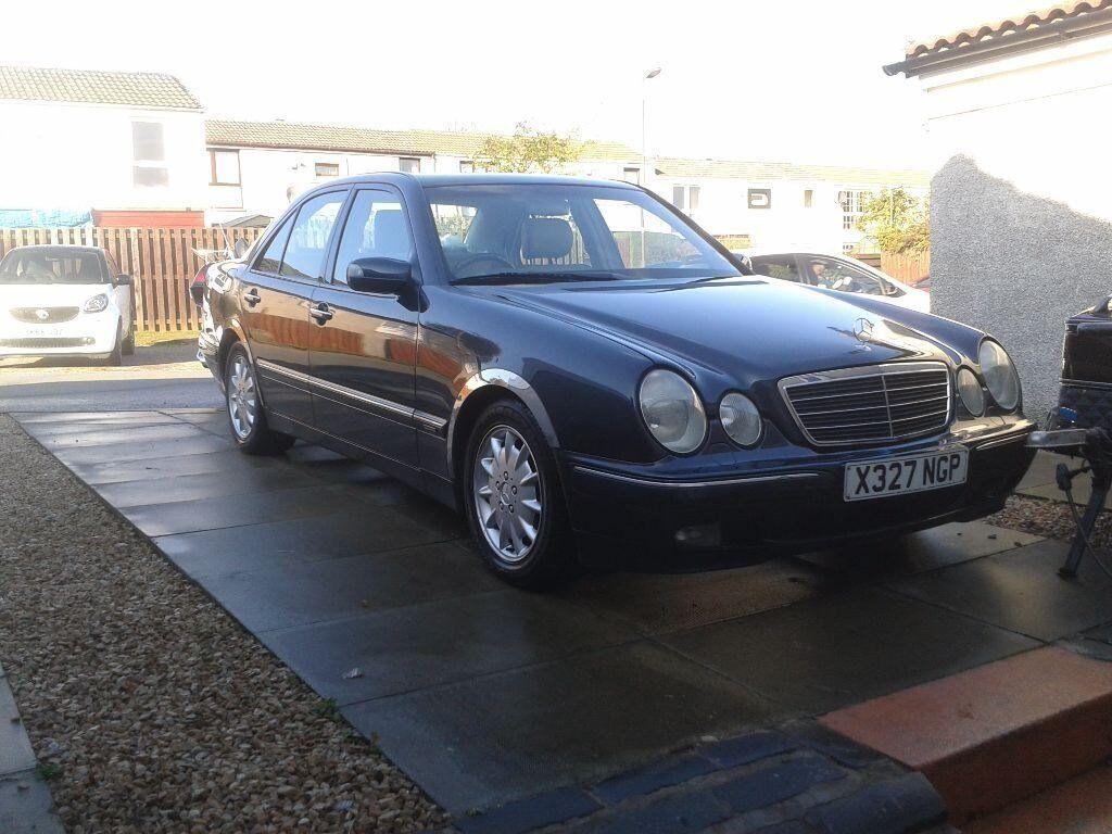 Mercedes Benze E240 ELEGANCE.{A RARE ONE}.