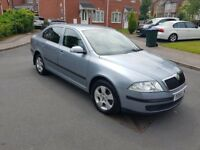 2005 SKODA OCTAVIA 1.9LTRS DIESEL MANUAL£998 NO PENNY LESS NO P/X CASH ASKING PRICE CALL07404029829