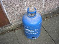 13KG CALOR empty gas bottle, - Calor deposit £45 - SAVE £30!