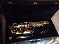 Jupiter 500 Series Alto Saxophone - some scratches and scuffs