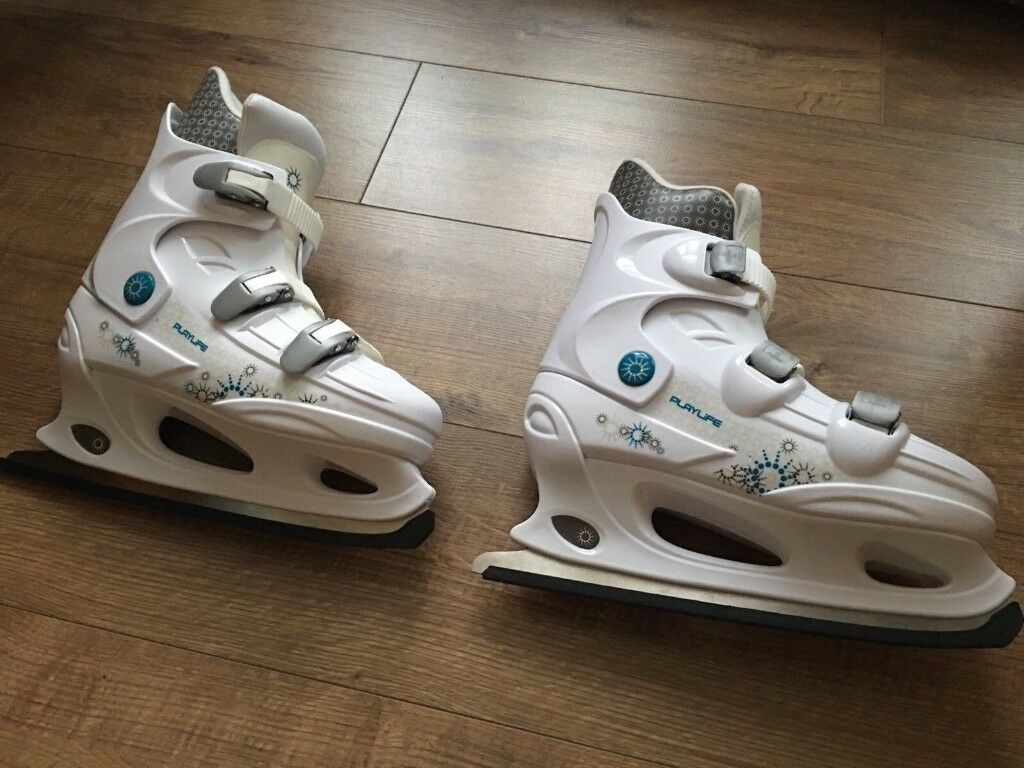NEW Playlife Ice Skates Cyclone Pure Ladies Ice