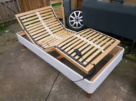 Furmanac electric single bed