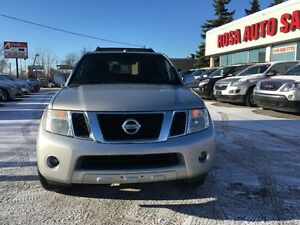2008 Nissan Pathfinder S 4X4 SUNROOF AUX BACK UP CAMERA SAFETY E