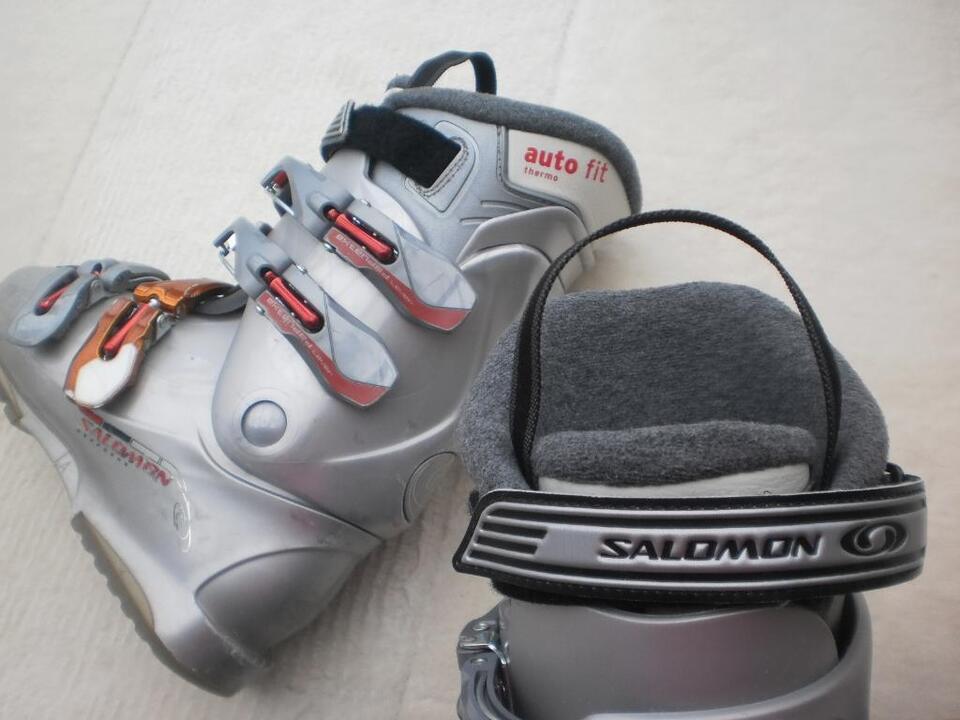 gebrauchte Ski Schuhe Skistiefel Skischuhe Salomon Gr. 37