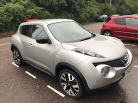 NISSAN JUKE N-tec CVT, 1.6L AUTOMATIC, 2014REG, 28K , FOR SALE