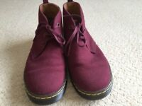 Dr Martens Size 7 - as new