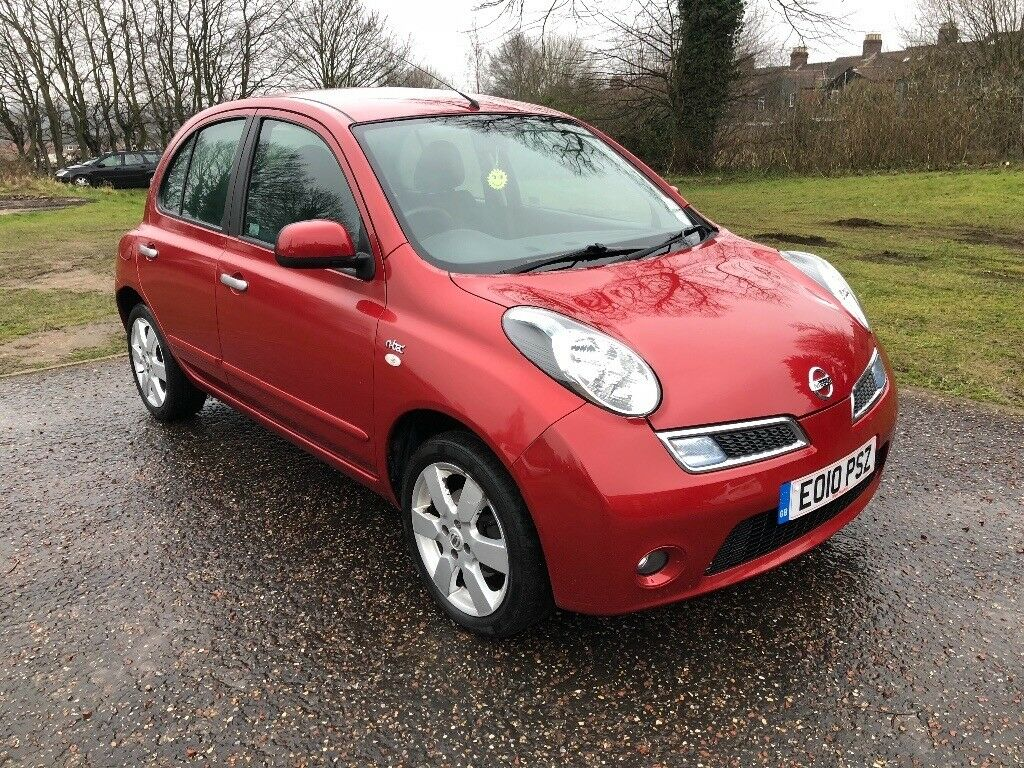 2010 nissan micra 1 2 n tec sat nav 61000 miles in norwich norfolk gumtree. Black Bedroom Furniture Sets. Home Design Ideas