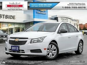 2013 Chevrolet Cruze LS  - Low Mileage