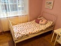 IKEA MINNEN toddler extendable bed